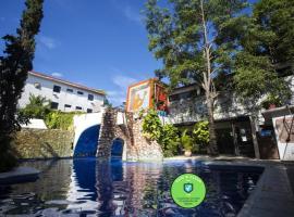 Hotel Xbalamqué & Spa Cancún Centro, hotel in Cancún