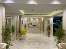 Ghaima Apparthotel, hotel perto de Aeroporto Internacional Rei Abdulaziz - JED,