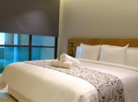 Hotel Kavia Plus, hotel en Cancún