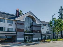 The Row Hotel, hotel in San Jose