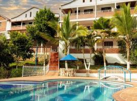 Hotel Campestre El Portón de San Gil, hotel en San Gil
