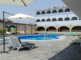 Casa Hospedaje San Bartolo, hotel with pools in San Bartolo
