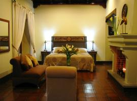 Casa Santa Rosa Hotel Boutique, hôtel à Antigua Guatemala