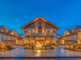 Wyndham Gramado Termas Resort & Spa, hotel 5 estrellas en Gramado