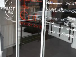 Contact Hôtel du Cerf、シャトー・ゴンティエのホテル