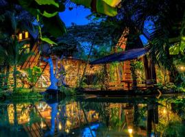 Suankaew Art Cottage, hotel in Ban Tha Sai