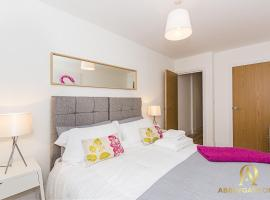 Corporate Accommodation, Contractor Housing & Leisure Stays at Abbeygate One, apartment in Colchester