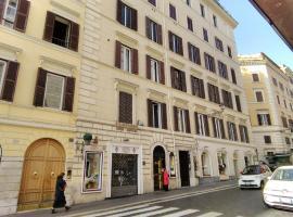 Excellent Trinity Rooms, hotel near Piazza di Spagna, Rome