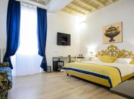 Excellent Trinity Rooms, hotel near Trevi Fountain, Rome