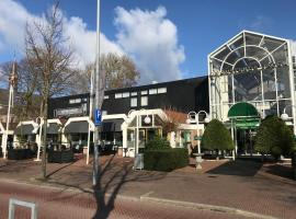 Hotel De Rustende Jager, Hotel in der Nähe von: Keukenhof, Nieuw-Vennep