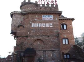 Hotel Iliada, hotel near Tirana International Airport Mother Teresa - TIA, Tirana