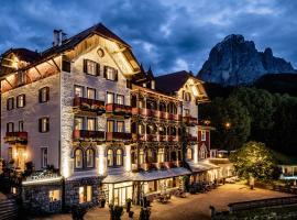 Grand Hotel Wolkenstein, отель в Сельва-ди-Валь-Гардена
