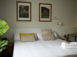 HOTEL ORDIZIA, hotel in Villafranca de Ordizia