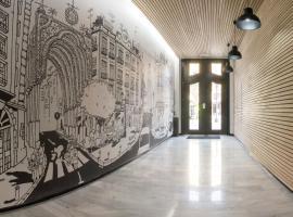 El 16 Ruzafa, hotel in Valencia