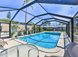 Coastal Oasis with Shared Pool, 2 Mi to Beach!, hotel in Englewood