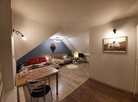 Apartament Jaskier – kwatera prywatna w Zakopanem