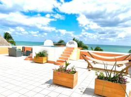 Seaside Villas, villa in Caye Caulker