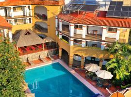 Hotel Rinconada de Cortes, hotel in Cuernavaca