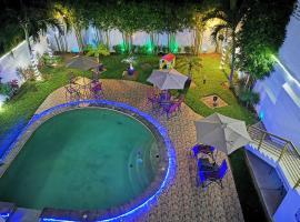 Hotel Posada Real Mercedes, отель в городе Мерида