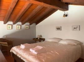 Casa La Fragua, casa de férias em La Hiruela