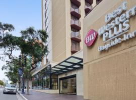 Best Western Plus Bayside Inn, hotel in San Diego