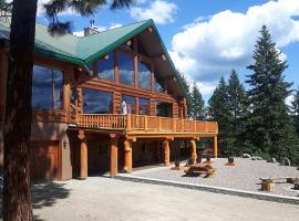 Spirit Lodge at Silverstar, hébergement à Vernon
