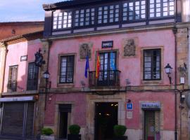 Hotel Carlos I, hotel in Villaviciosa