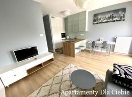 Apartment by BerylowaStreet, apartment in Konin