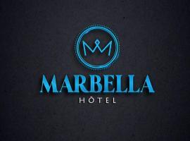 Hôtel Marbella, hotel in Lomé