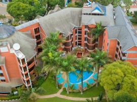Kibo Palace Hotel, hotel in Arusha