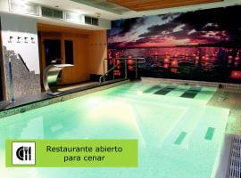 Hotel Spa QH Centro León, hotel en León