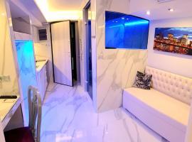 Central Junior Suite (24sqm), apartment in Piraeus
