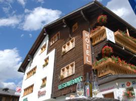 Hotel Tenne, Hotel in Reckingen - Gluringen