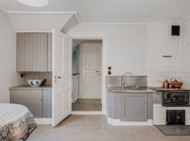 Casa Fontenay charmig lägenhet nära stadsparken och Vättern, apartment in Hjo