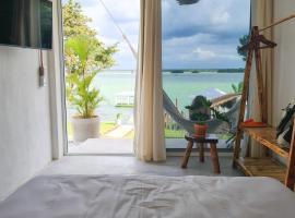 Tropic Bacalar, hotel en Bacalar