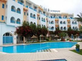 LE KHALIF, отель в Хаммамете