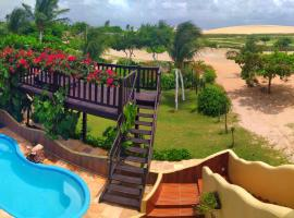 Pousada Sahara, hotel em Jericoacoara
