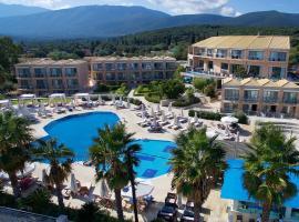 Ionian Emerald Resort, hotel in Karavomylos