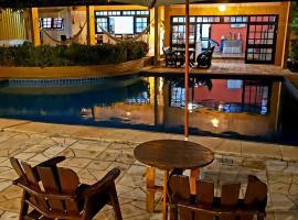 Sunshine Cumbuco, hotel in Cumbuco