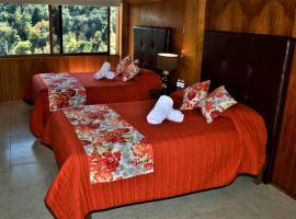 La Cabaña de Don Adolfo, hotell sihtkohas Zacatlán