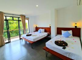 Pooltop Guesthouse, hotel a Phnom Penh