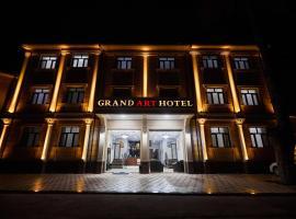 GRAND ART PREMIUM HOTEL, hotel in Tashkent