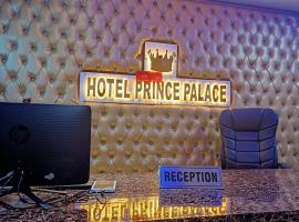 Hotel Prince palace, luxury hotel in Bangalore