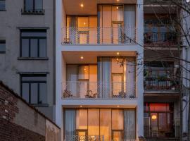 Savoie, zelfstandige accommodatie in Brussel