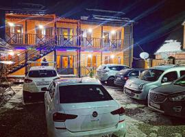 The_guest_house_maral, bed and breakfast a Arkhyz