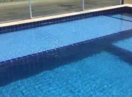Pousada Canto do Mar Luís Correia, hotel with pools in Luis Correia