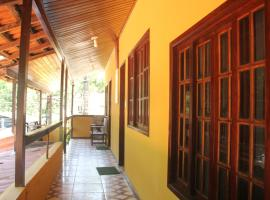 Lonier Villa Inn Economic, apartment in Abraão