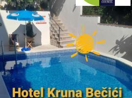 Hotel Kruna, отель в Будве