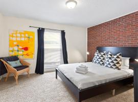Comfortable Plaza 1BR with Free Parking by Zencity, apartment in Kansas City
