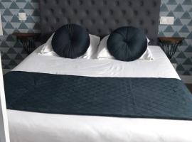Hotel La Granitiere, hôtel à Saint-Vaast-la-Hougue